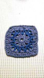 生徒さんモチーフ編み