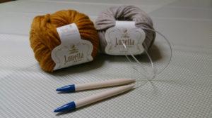ルネッタと編み針